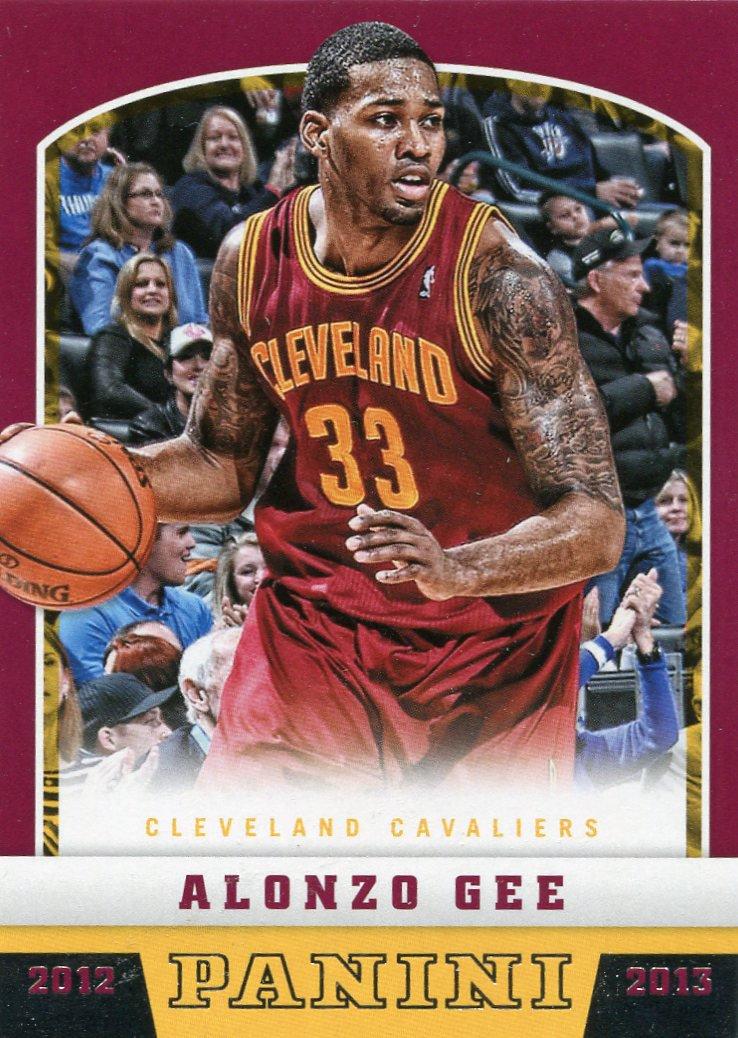 2012 Panini Basketball Card #15 Alonzo Gee