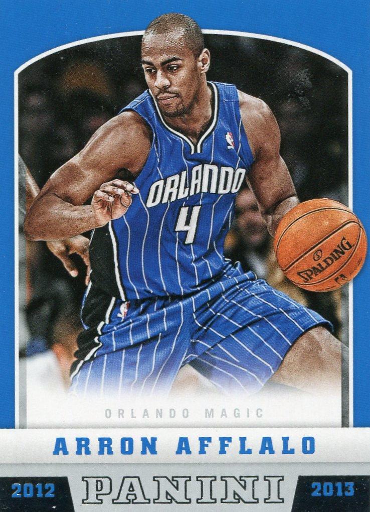 2012 Panini Basketball Card #16 Arron Afflalo