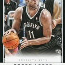 2012 Panini Basketball Card #25 Brook Lopez