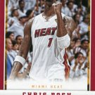 2012 Panini Basketball Card #32 Chris Bosh