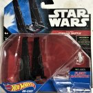 2016 Hot Wheels Star Wars Starships Kylo Ren's Command Shuttle CKJ68