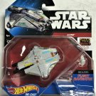 2016 Hot Wheels Star Wars Starships Ghost DRX07