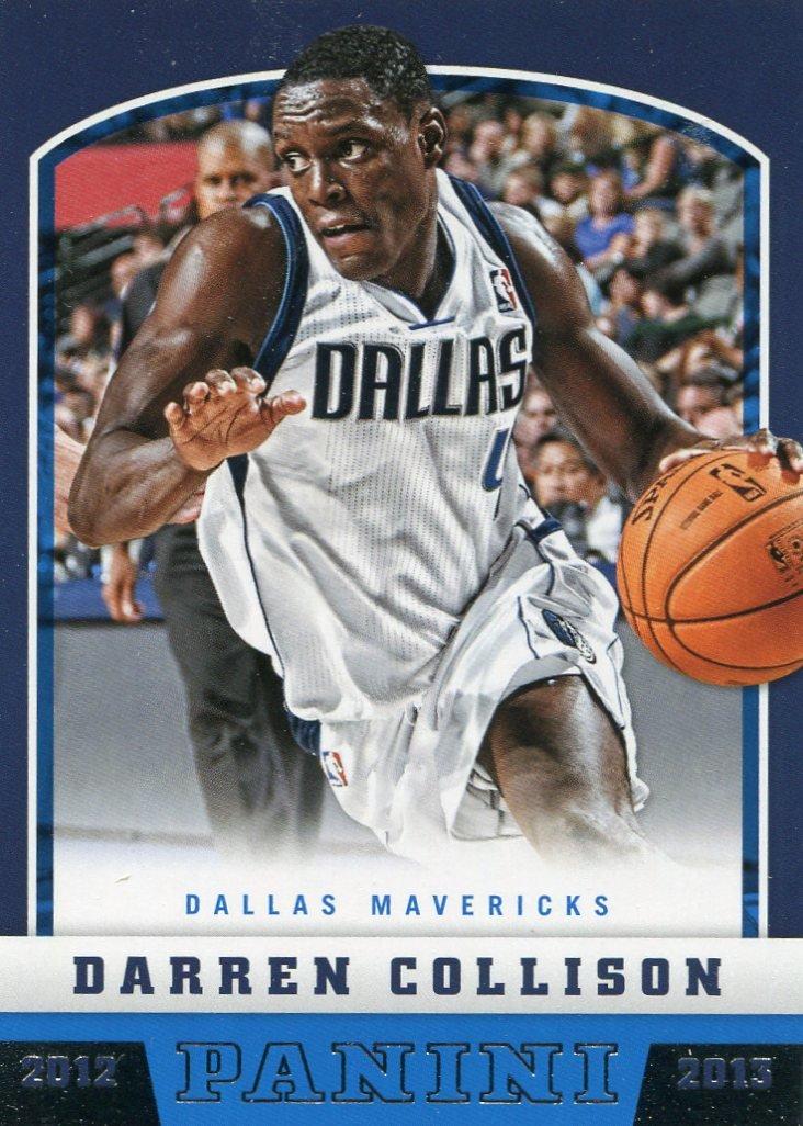 2012 Panini Basketball Card #40 Darren Collison