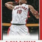 2012 Panini Basketball Card #45 DeMar DeRozen