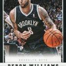 2012 Panini Basketball Card #47 Deron Williams