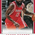 2012 Panini Basketball Card #73 James Harden
