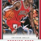 2012 Panini Basketball Card #49 Derrick Rose