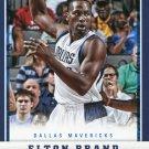 2012 Panini Basketball Card #56 Elton Brand