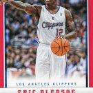 2012 Panini Basketball Card #58 Eric Bledsoe