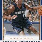 2012 Panini Basketball Card #64 Gerald Henderson