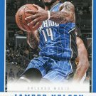 2012 Panini Basketball Card #72 Jameer Nelson