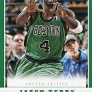 2012 Panini Basketball Card #76 Jason Terry