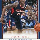 2012 Panini Basketball Card #80 Jeff Teague