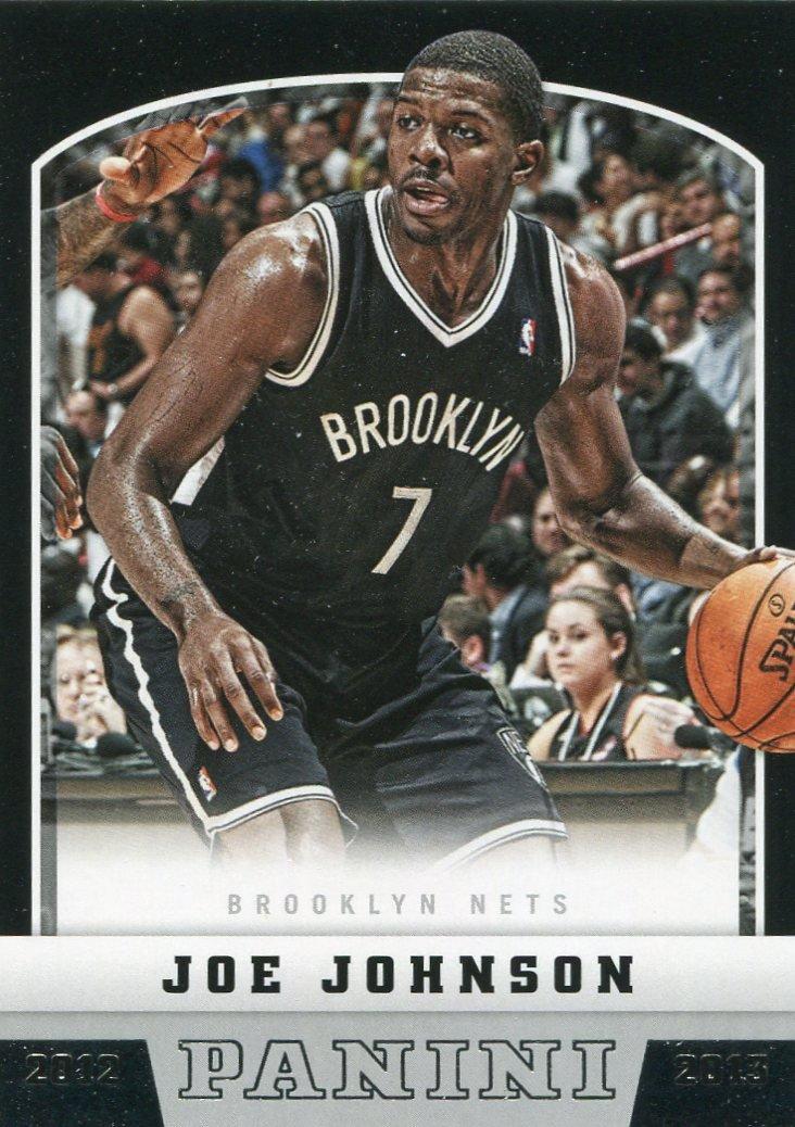 2012 Panini Basketball Card #83 Joe Johnson