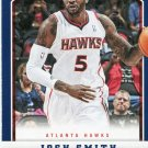 2012 Panini Basketball Card #88 Josh Smith