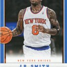 2012 Panini Basketball Card #89 J R Smith