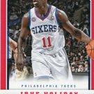 2012 Panini Basketball Card #90 Jrue Holiday