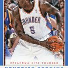 2012 Panini Basketball Card #91 Kendrick Perkins