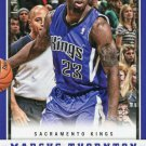 2012 Panini Basketball Card #113 Marcus Thornton