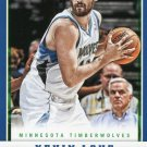 2012 Panini Basketball Card #94 Kevin Love