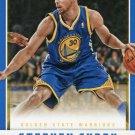 2012 Panini Basketball Card #155 Stephen Curry