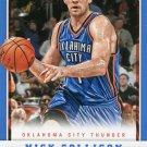 2012 Panini Basketball Card #127 Nick Collison