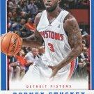2012 Panini Basketball Card #145 Rodney Stuckey