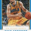 2012 Panini Basketball Card #149 Ryan Anderson