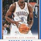 2012 Panini Basketball Card #150 Serge Ibaka