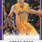 2012 Panini Basketball Card #157 Steve Nash