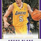 2012 Panini Basketball Card #159 Steve Blake