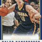 2012 Panini Basketball Card #167 Tyler Hansbrough
