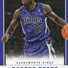 2012 Panini Basketball Card #168 Tyreke Evans