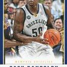 2012 Panini Basketball Card #175 Zach Randolph