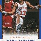 2012 Panini Basketball Card #191 Mark Jackson