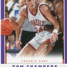 2012 Panini Basketball Card #198 Tom Chambers