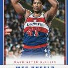 2012 Panini Basketball Card #199 Wes Unseld
