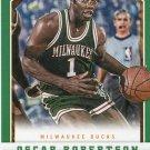 2012 Panini Basketball Card #193 Oscar Robinson