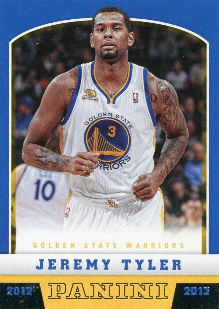 2012 Panini Basketball Card #205 Jeremy Tyler