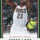 2012 Panini Basketball Card #213 Doron Lamb