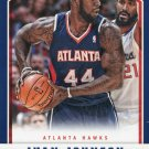 2012 Panini Basketball Card #224 Ivan Johnson