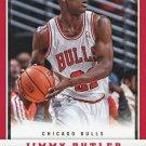 2012 Panini Basketball Card #225 Jimmy Butler