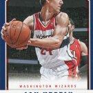 2012 Panini Basketball Card #244 Jan Vesley