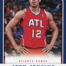 2012 Panini Basketball Card #245 John Jenkins