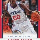 2012 Panini Basketball Card #247 Lavoy Allen