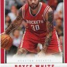 2012 Panini Basketball Card #249 Royce White