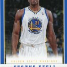 2012 Panini Basketball Card #263 Festus Ezeli