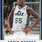 2012 Panini Basketball Card #266 Kevin Murphy