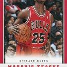 2012 Panini Basketball Card #277 Marquis Teague