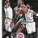 2017 Hoops Basketball Card #37 Avery Bradley